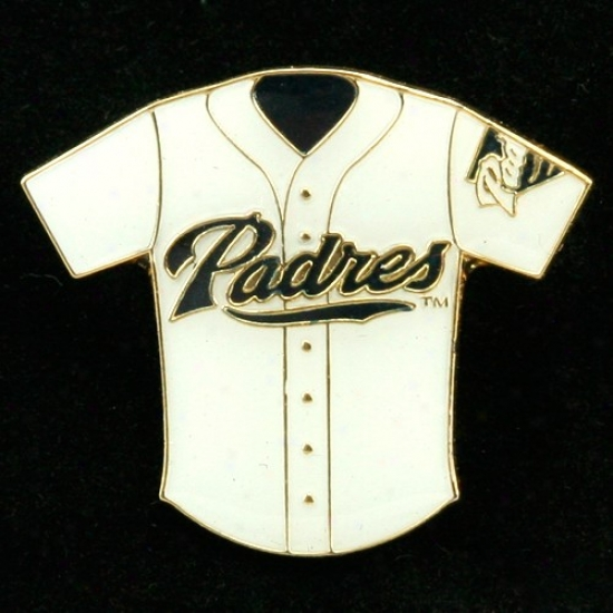 San Diego Padres Hat : San Diego Padres Team Jersey Pin
