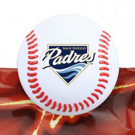 San Diego Padres Magnetic Baseball Chip Prune