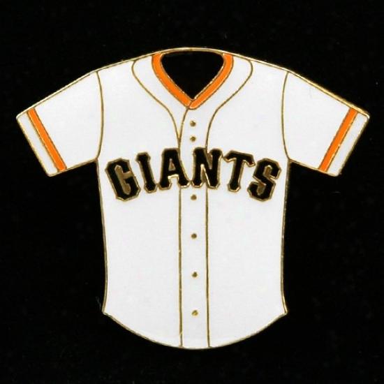 San Francisco Giants Hats : San Francisco Giaants Team Jersey Pin