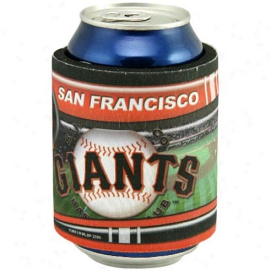 San Francisco Giants Slap Wrap Can Coolie