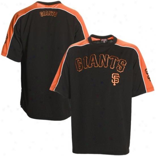 San Francisco Giants Tee : San Francisco Giants Wicked Tackle Twill Company Premium Tee