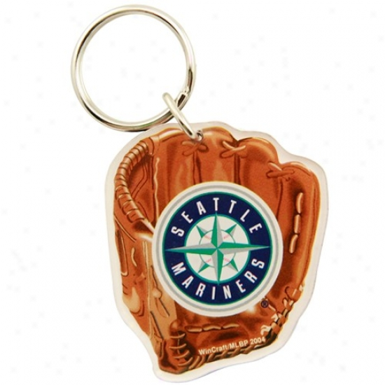 Seattle Mariners High Definition Keychain