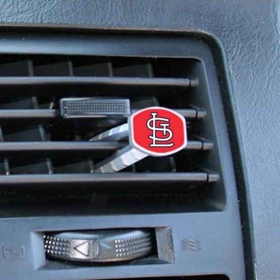 St. Louis Cardinaos 4-pack Vent Air Fresheners
