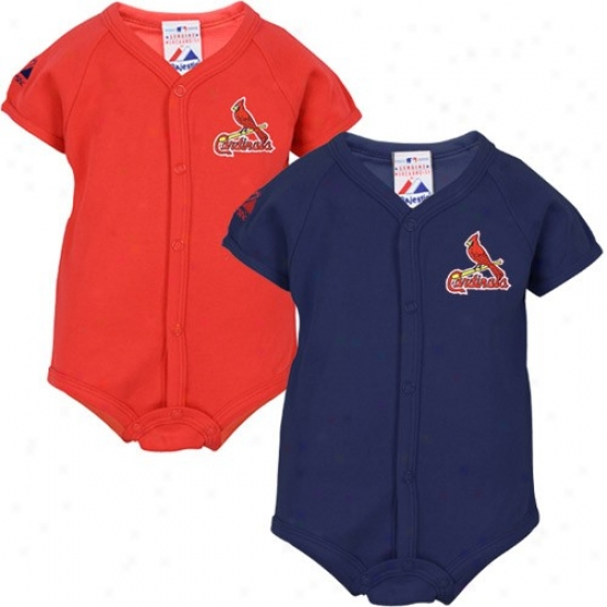 St Louis Carrdinals Infant Two Piece Outfit Set