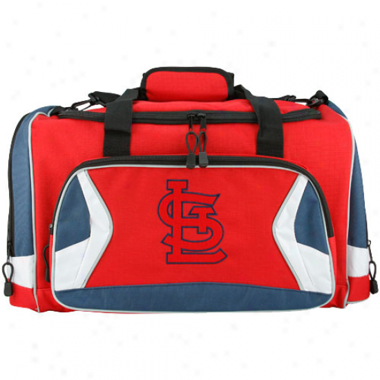 St. Louis Cardinalss Red Fly-by Duffel Bag