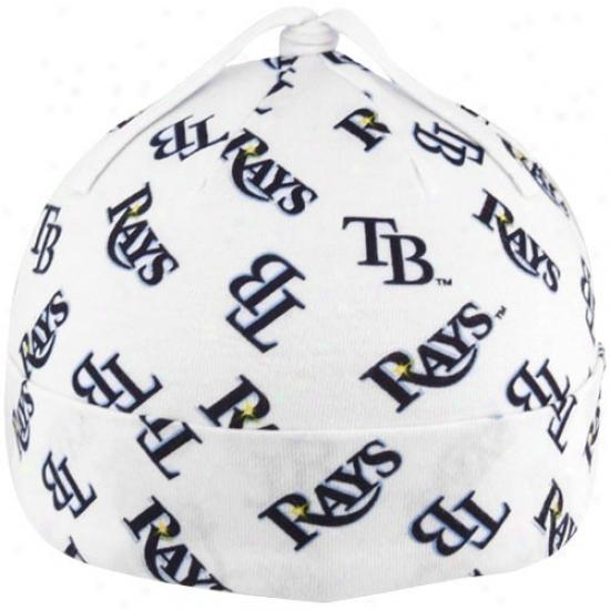 Tampa Bay Rays Csps : Twins '47 Tampa Bay Rays Newborn Wuite Team Baby Beanie