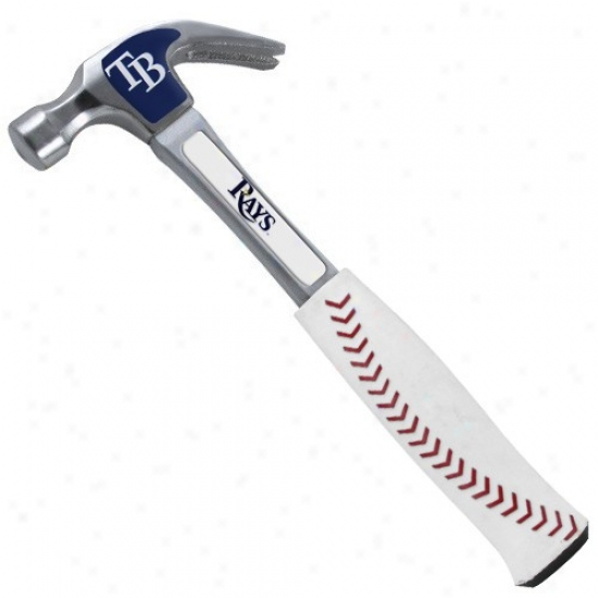 Tampa Bay Rays Pro-grip Baseball Hammer