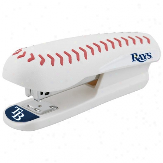 Tampa Bay Rays Whits Pro-grip Baseball Stapler