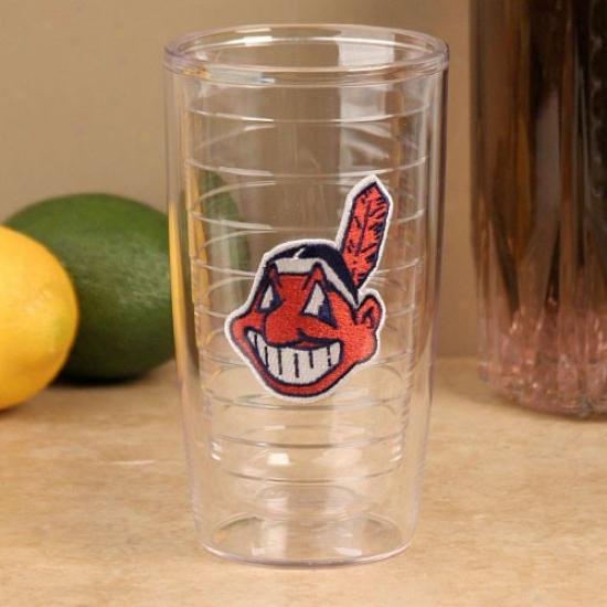 Tervis Tumbler Cleveland Indians 16oz. Team Logo Tumblrr Cup