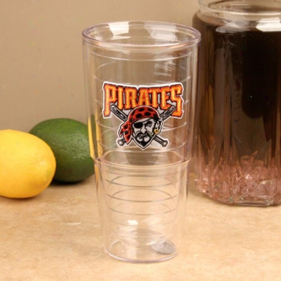 Tervis Tumbler Pittsburgh Pirates 24oz. Team Logo Tall Tumbler Cup