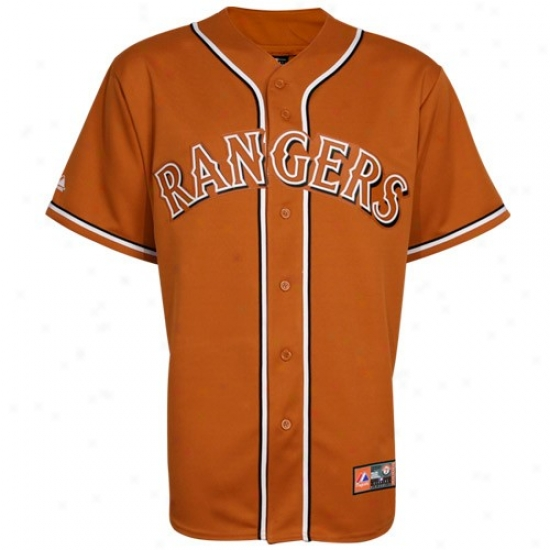 Texas Rangers Jerswys : Splendid Texas Rangers Focal Orange City Flag Gentility Baseball Jerseys