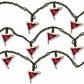 Boston Red Sox Pennant Party Lights