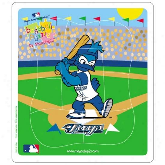 Toronto Blue Jays Baseball Puzzel