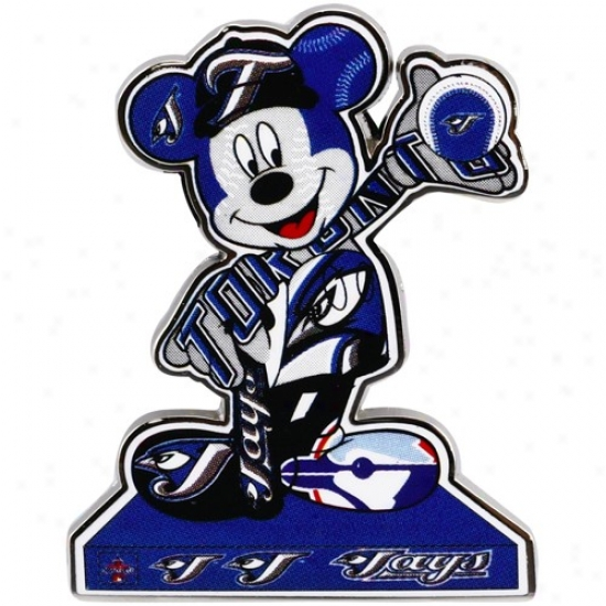 Toronto Blue Jays Cap : Toronto Blue Jays 2010 Mlb All-star Game Team Statue Disney Collectible Trading Pin