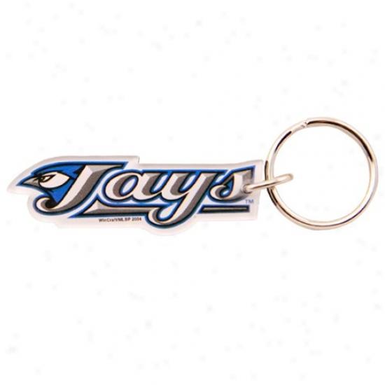 Toronto Blue Jays High Definition Keychain