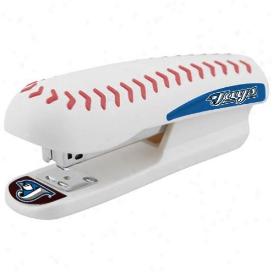 Toronto Blue Jays Of a ~ color Pro-grip Baseball Stapler