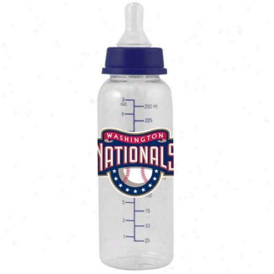 Washington Nationals 9 Oz. Baby Bottle