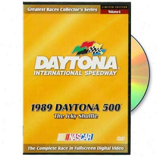 1989 Daytona 500 Dvd