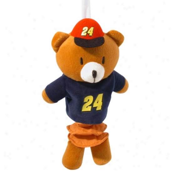 #24 Jeff Gordon Pull-down Mascot
