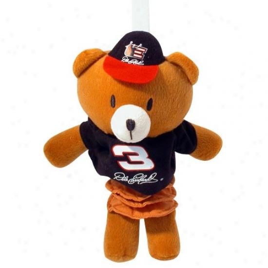 #3 Dale Earnhardt Pull-down Mascot