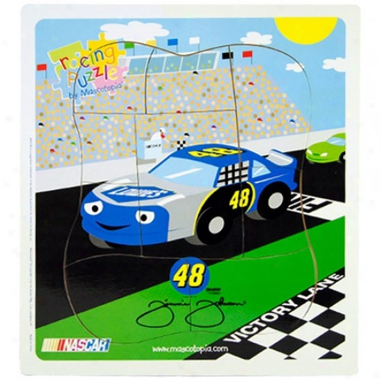 #48 Jimmie Johnson Racing Puzzle