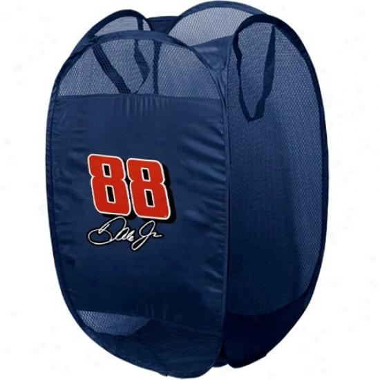 #88 Dale Earnhardt Jr. Navy Blue Pop-up Sport Hamper