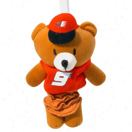 #9 Kasey Kahne Pull-down Mascot