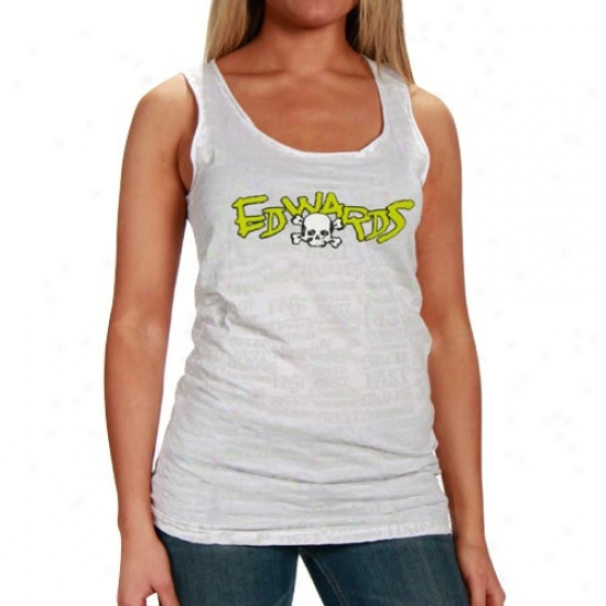 Carl Edwards Attire: #99 Carl Edwards Ladies Pure Fare Tank Top