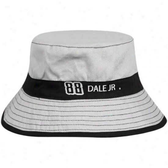Dale Earnhardt Jr. Merchandise: #88 Dale Earnhardt Jr. Toddler Gray Bucket Cardinal's office
