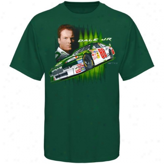Dale Earnhardt Jr. T Shirt : #88 Dale Earnhardt Jr. New Drivin' T Shirt