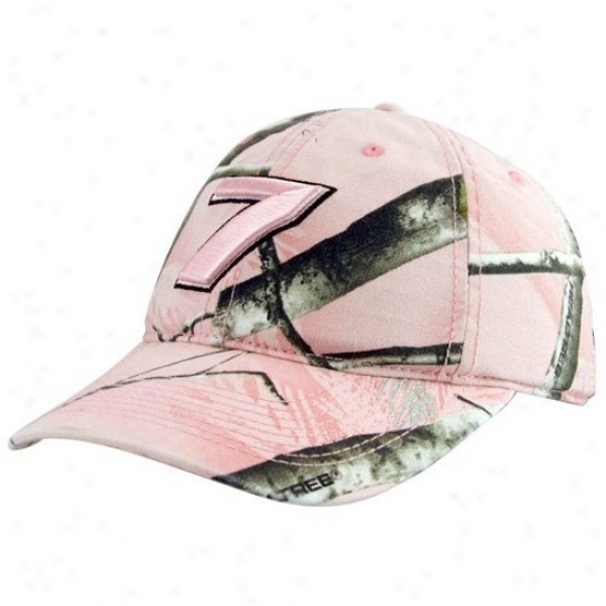 Danica Patrick Array: Danica Patrick Ladies Pink Realtree Camo Adjustzble Hat