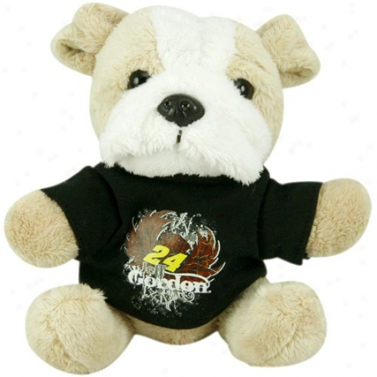 Jeff Gordon Plush Dog
