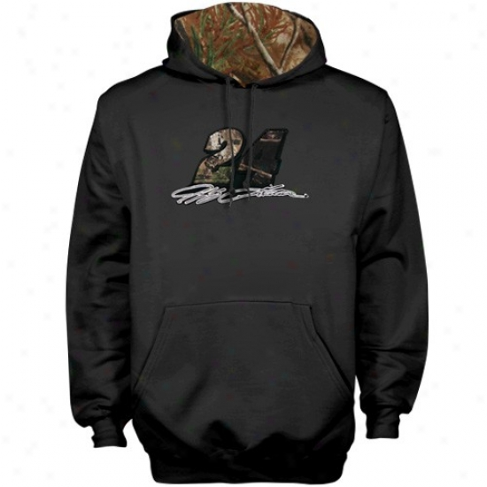 Jeff Gordon Stuff: #24 Jeff Gordon Mourning Real Tree Hoody Sweatshirt