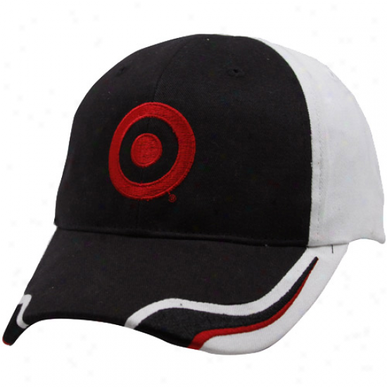 Juan Pablo Montoya Merchandise: #42 Juan Pablo Montoya Black Pit Adjustable Hat