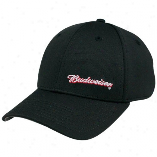 Kasey Kahne Gear: #9 Kasey Kahne Black Series A-flex Hat