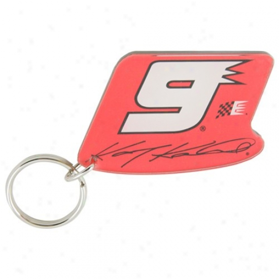 Kasey Kahne High Definition Keychain