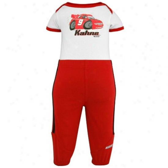 Kasey Kahne Sweatshirt : Kasey Kahne Newborn Pit Stop Kit 4-piece Gift Set