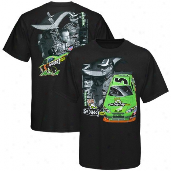 Mark Martin Tees : #5 Mark Martin Blacl Appetite For Victory Tees