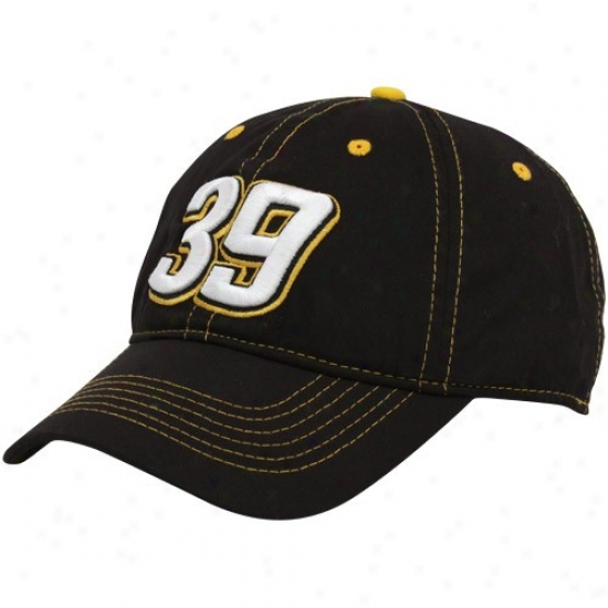 Ryan Newman Hat : #39 Ryan Newman Black Big Number Adjustable Cardinal's office