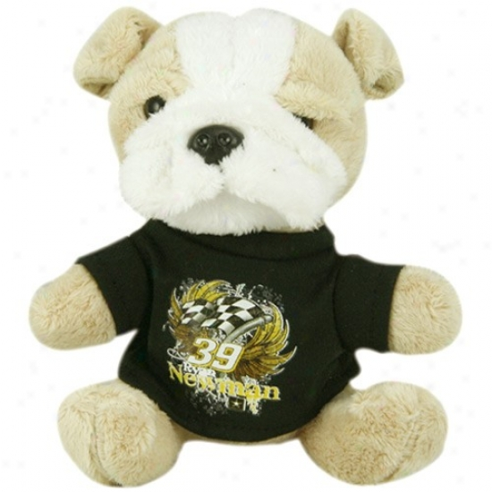 Ryan Newman Plush Dog