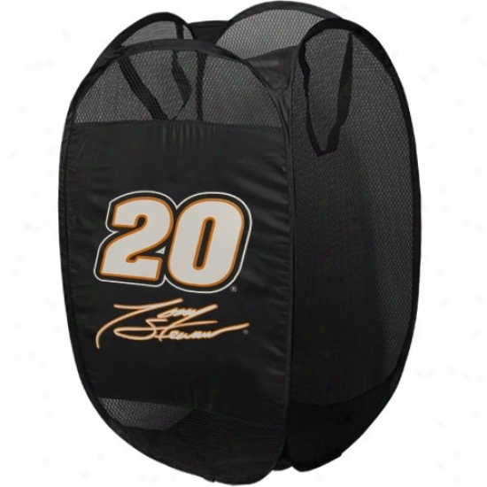 Tony Stewart Black Pop Up Sports Hamper