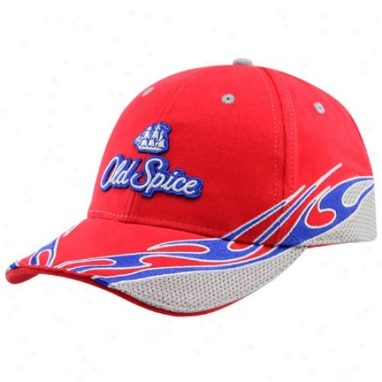 Tony Stewart Cap : #14 Dunce Stewart Red Element Adjustable Cap