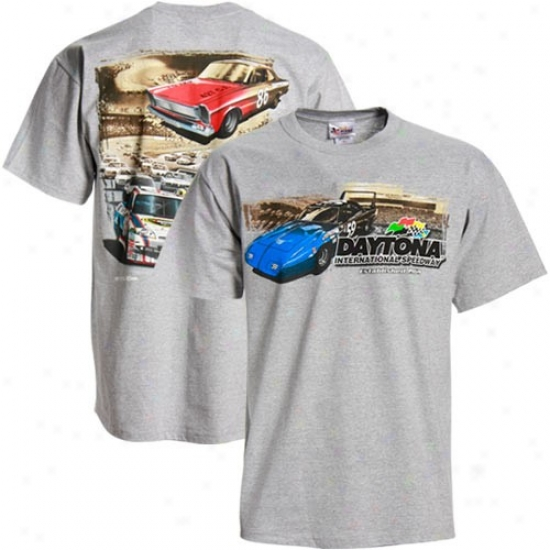 Tony Stewart Tshirts : Nascar Ashh Daytona Through The Yearx Tshirts