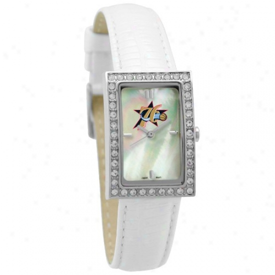 76ers Wrist Watch : 76ers Ladies Allure Wrist Watch