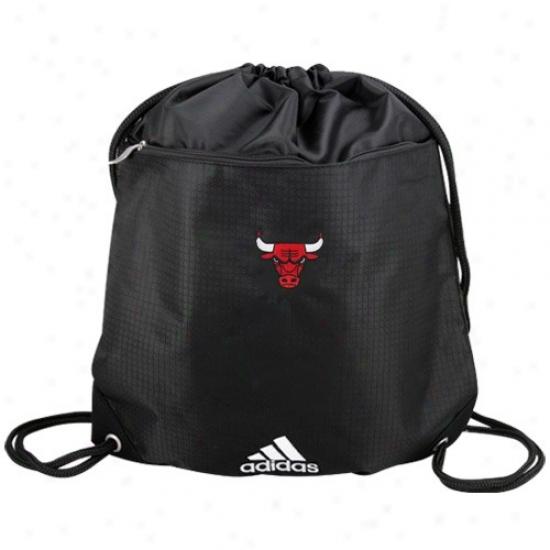 Adidas Chicago Buls Wicked Nba Logo Gym Sack