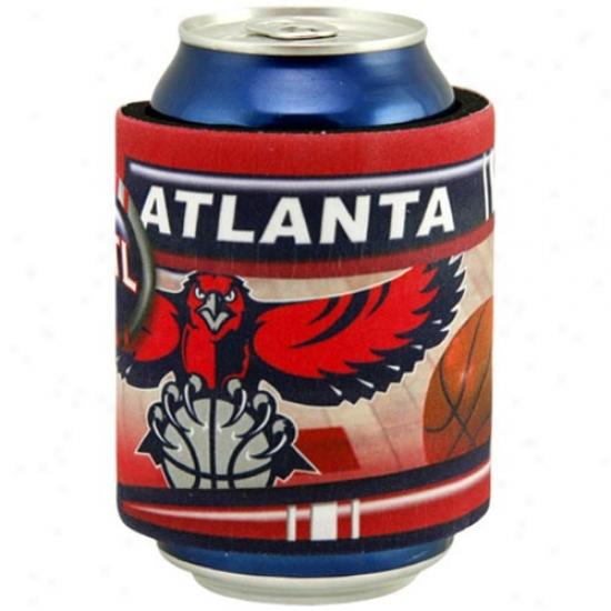 Atlanta Hawks Slap Wrap Can Coolie