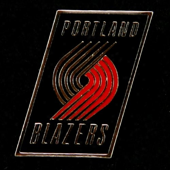 Blazers Gear: Blazers Team Loho Pin
