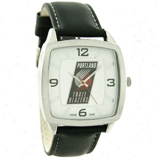 Blazers Wrist Watch : Blazers Retro Wrist Watch W/ Leather Company