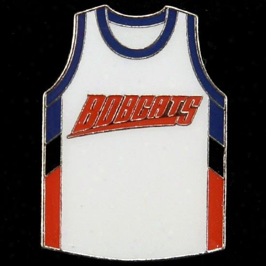 Bobcats Hats : Bobcats Team Jersey Pin