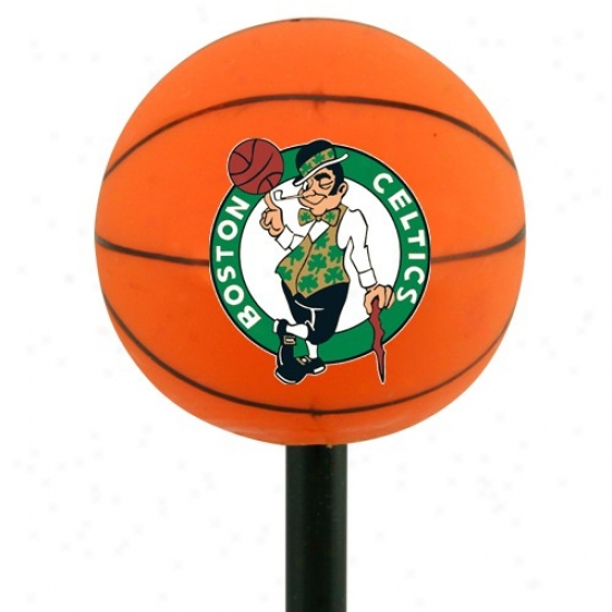 Boston Celtics Basketball Antenna Topper